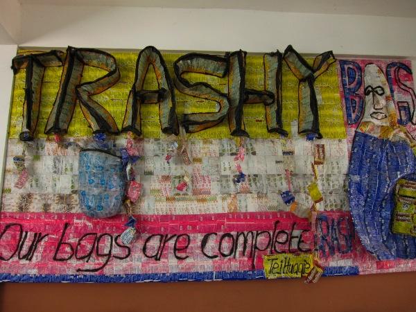 trashy bags ghana