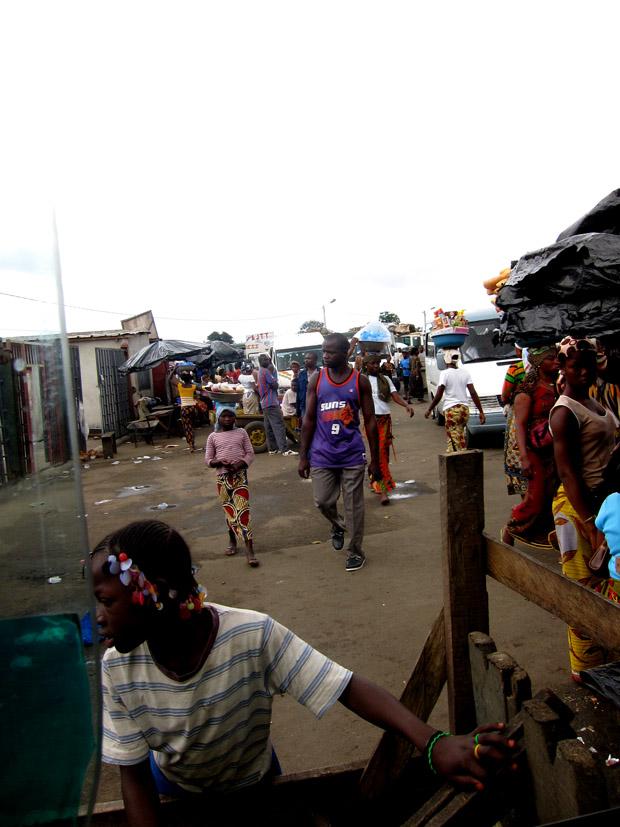 suns fan in Cote D'Ivoire