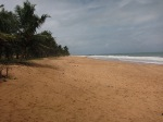 best beach in ghana
