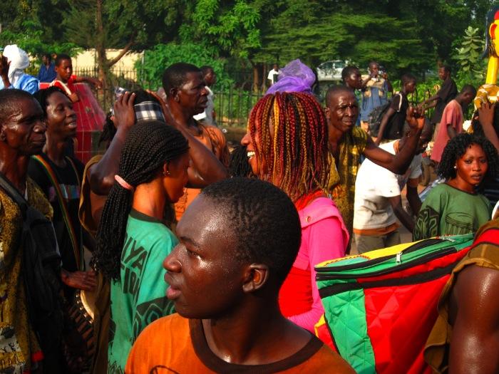 danse danse afrique