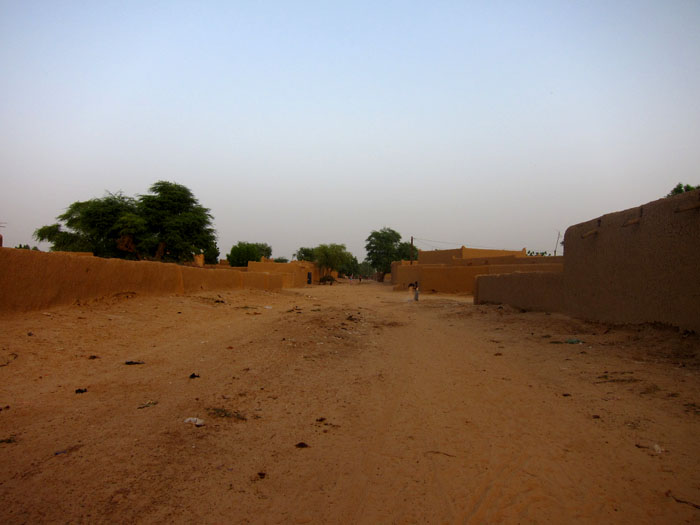 village of niafunke mali