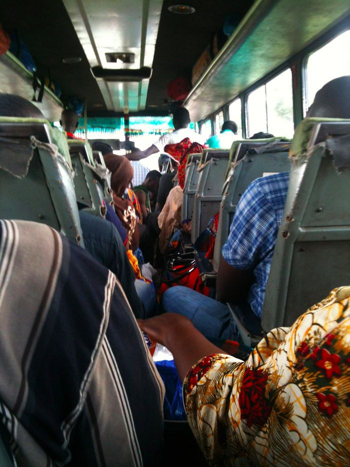 bamako to abidjan by bus