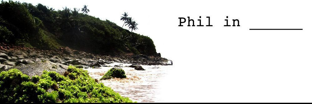 Phil in the Blank header image