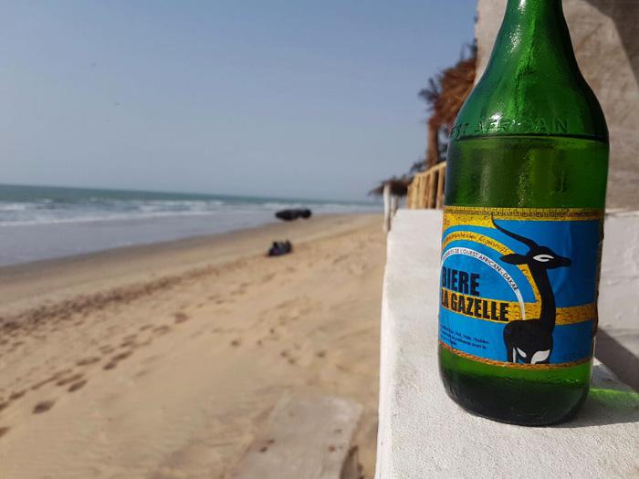 gazelle-beach